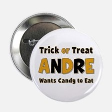 Andre Trick or Treat Button