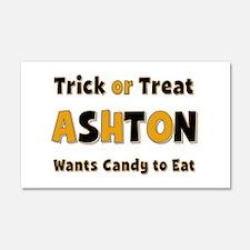 Ashton Trick or Treat 20x12 Wall Peel