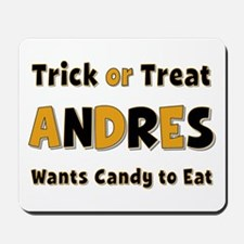 Andres Trick or Treat Mousepad