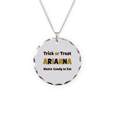Arianna Trick or Treat Necklace