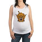 Fierce Tiger Maternity Tank Top