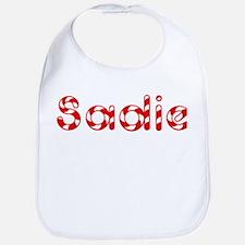 Sadie - Candy Cane Bib