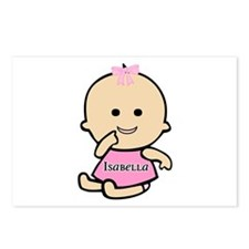 """Baby Isabella"" Postcards (Package of 8)"