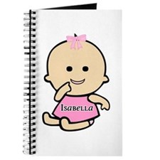 """Baby Isabella"" Journal"