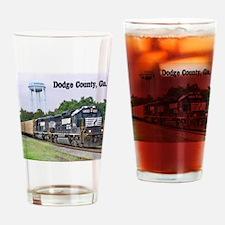 Eastman, Georgia Drinking Glass