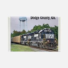 Eastman, Georgia Rectangle Magnet