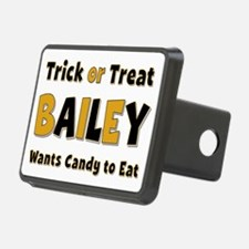 Bailey Trick or Treat Hitch Cover