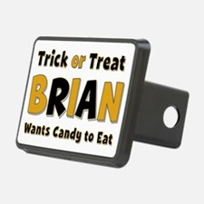 Brian Trick or Treat Hitch Cover
