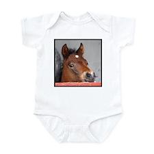 """Connemara Foal 1"" Infant Bodysuit"