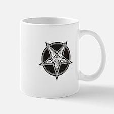 Baphomet Pentagram Small Mug