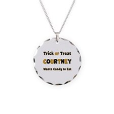 Courtney Trick or Treat Necklace