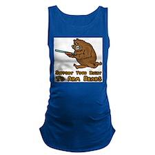 Arm Bears Maternity Tank Top