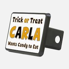 Carla Trick or Treat Hitch Cover