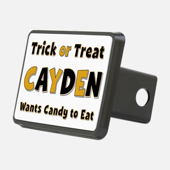 Cayden Trick or Treat Hitch Cover