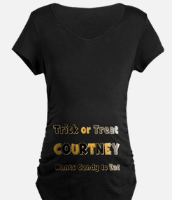 Courtney Trick or Treat T-Shirt