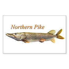 Northern Pike Decal