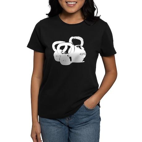 just kettlebell black T-Shirt