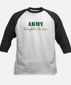 Army Daughter In Law Tee
