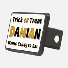 Damian Trick or Treat Hitch Cover