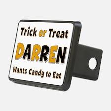 Darren Trick or Treat Hitch Cover