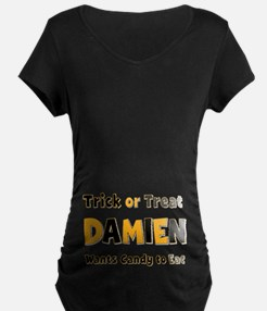 Damien Trick or Treat T-Shirt