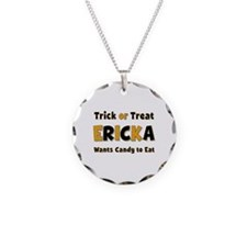 Ericka Trick or Treat Necklace