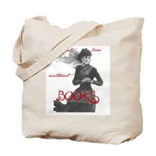 Cannot Live w/o Books Tote Bag