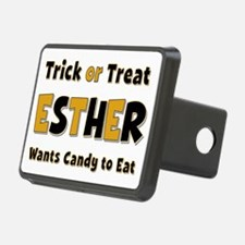 Esther Trick or Treat Hitch Cover