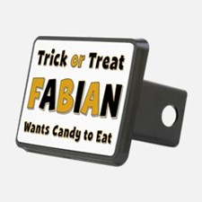 Fabian Trick or Treat Hitch Cover