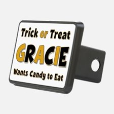 Gracie Trick or Treat Hitch Cover