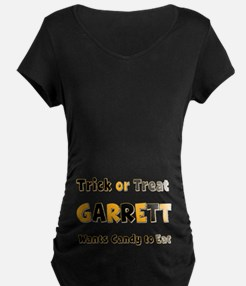 Garrett Trick or Treat T-Shirt