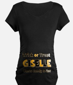 Giselle Trick or Treat T-Shirt