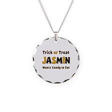 Jasmin Trick or Treat Necklace