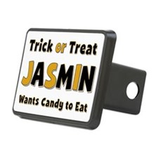 Jasmin Trick or Treat Hitch Cover