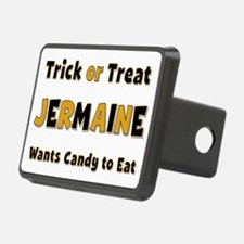 Jermaine Trick or Treat Hitch Cover