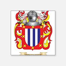 Contreras Coat of Arms Sticker