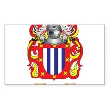 Contreras Coat of Arms Decal