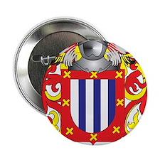 """Contreras Coat of Arms 2.25"""" Button"""