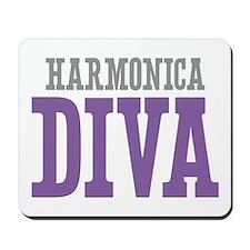 Harmonica DIVA Mousepad
