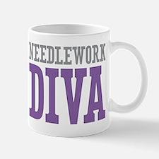Needlework DIVA Mug