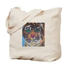 Cute Kitty kat graphics Tote Bag