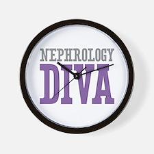 Nephrology DIVA Wall Clock