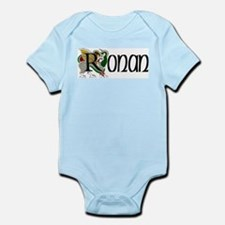 Ronan Celtic Dragon Infant Bodysuit