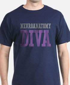 Neuroanatomy DIVA T-Shirt