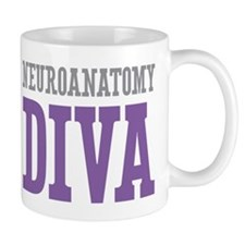 Neuroanatomy DIVA Mug