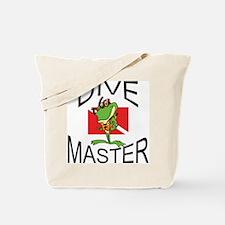 Dive Master SCUBA Tote Bag
