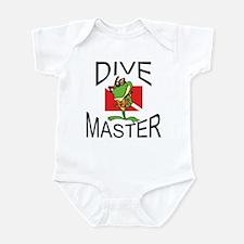 Dive Master SCUBA Infant Bodysuit