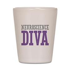 Neuroscience DIVA Shot Glass