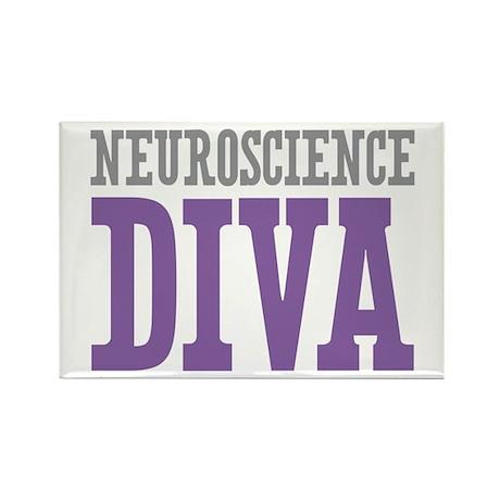 Neuroscience DIVA Rectangle Magnet (10 pack)
