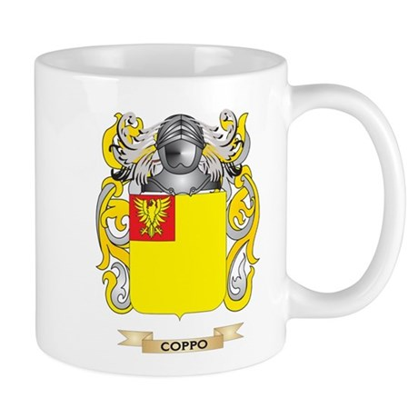 Coppo Coat of Arms Mug